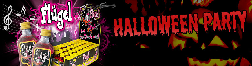 26 & 27 oktober: Flugel Halloween Party