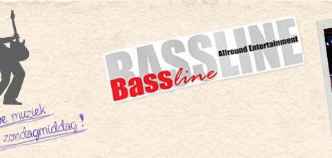 17 november: Stee-A-Live: Partyband Bassline