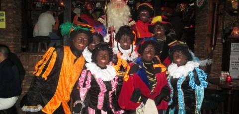5 december 2013: Zwarte Pietenmaal