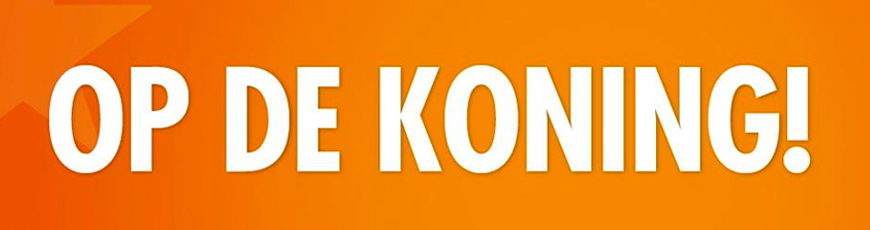 27 april : Koningsdag