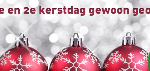 24, 25 & 26 december: Kerst in de Stee