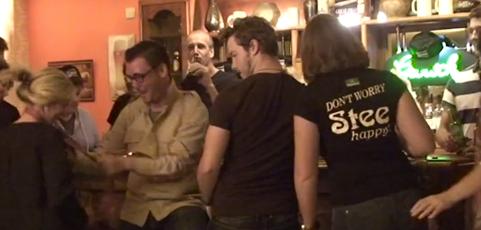 Café de Stee maakt TV
