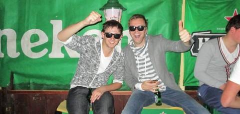 4 oktober: Hollandse avond & bierkrat zitten