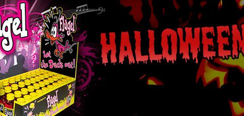 1 & 2 november: Flugel Halloween Party