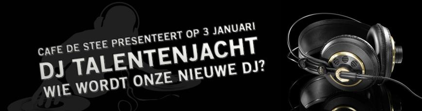 DJ Competitie 2e voorronde - Café de Stee