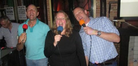 29 mei (hemelvaartsdag): Karaoke