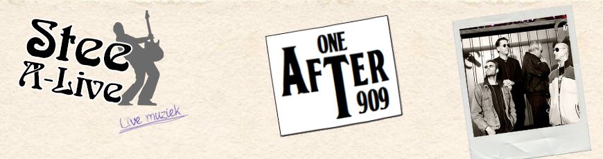 19 januari: Stee Alive – One after 909