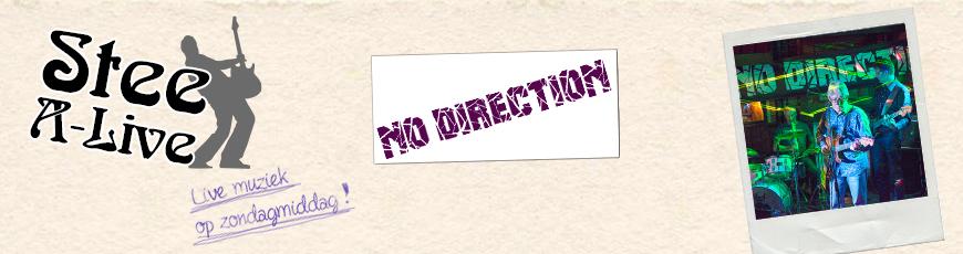 27 oktober: Stee Alive met No Direction – afscheidsconcert zanger Theo