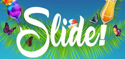 31 januari: SLIDE (16+ party)