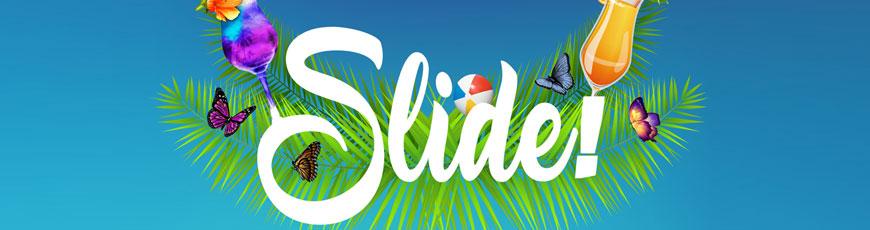 31 januari: SLIDE (16+ party)
